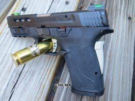 Smith & Wesson Performance Center M&P9 Shield EZ Review