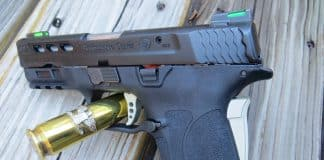 Smith & Wesson Performance Center M&P9 Shield EZ Review