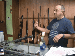 Texas Gun Store Owner Fakes Heart Trouble To Access Gun, Shoots Robber