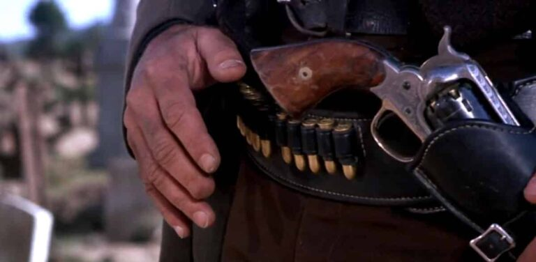 Leave Cross Draw To Lee Van Cleef, Unless You Can't Help It