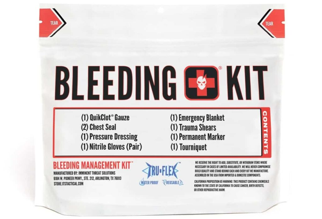 ITS Bleeding Management Kit