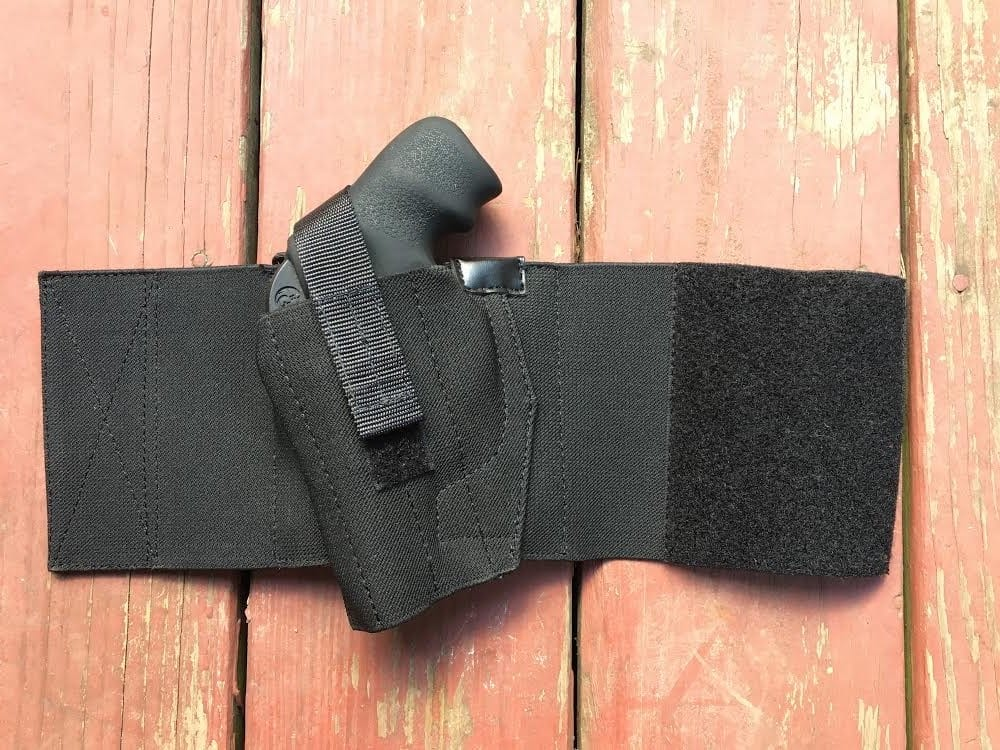 Ankle Cary Holster