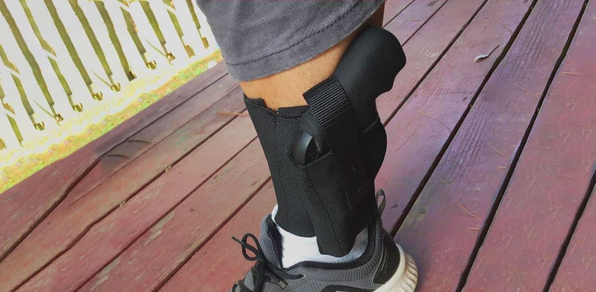 An Introduction to Ankle Carry - USA Carry