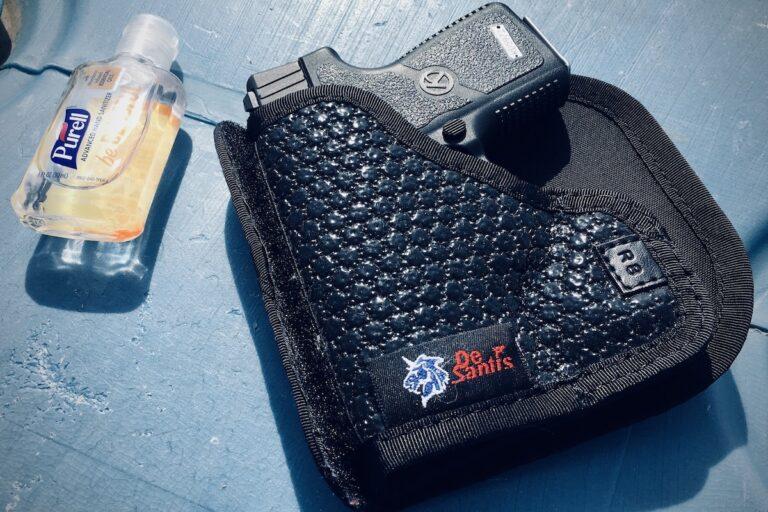 Desantis Super Fly Pocket Holster Review