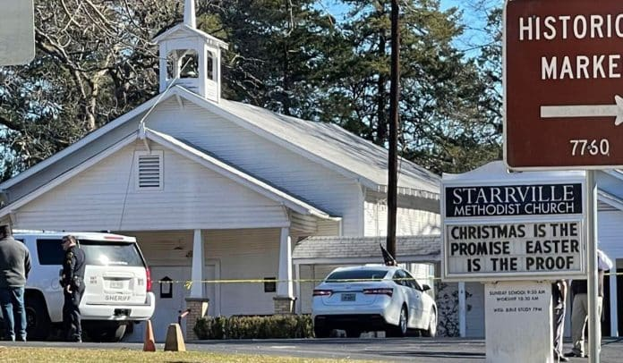 East Texas Pastor Shot And Killed, Two Others Injured Inside Church