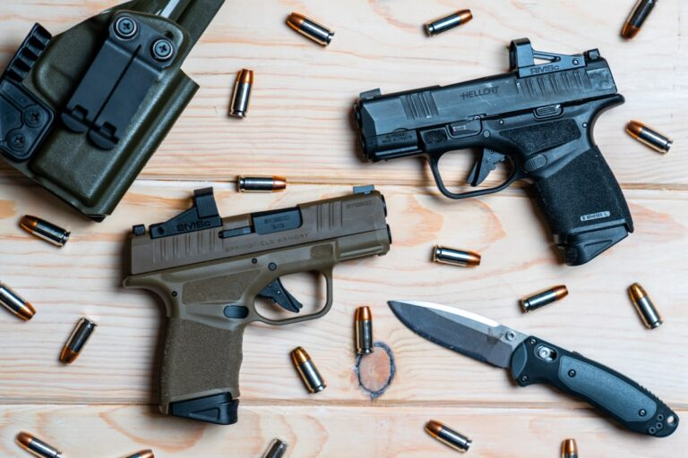 Springfield Armory Hellcat – The Perfect CCW?