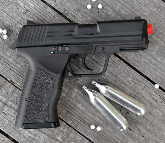 Can You Improve Your Shooting With An Airsoft Pistol? An Experiment