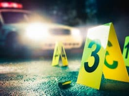 Concealed Carrier Shoots and Kills 7X Convicted Felon Shooting Into a Crowd