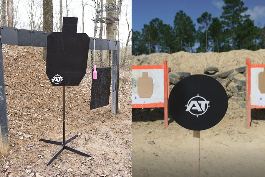 Hellcat 10K +P Torture Test Action Target