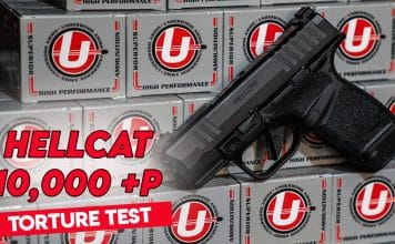 [VIDEO] Springfield Armory Hellcat 10,000 Round +P Torture Test