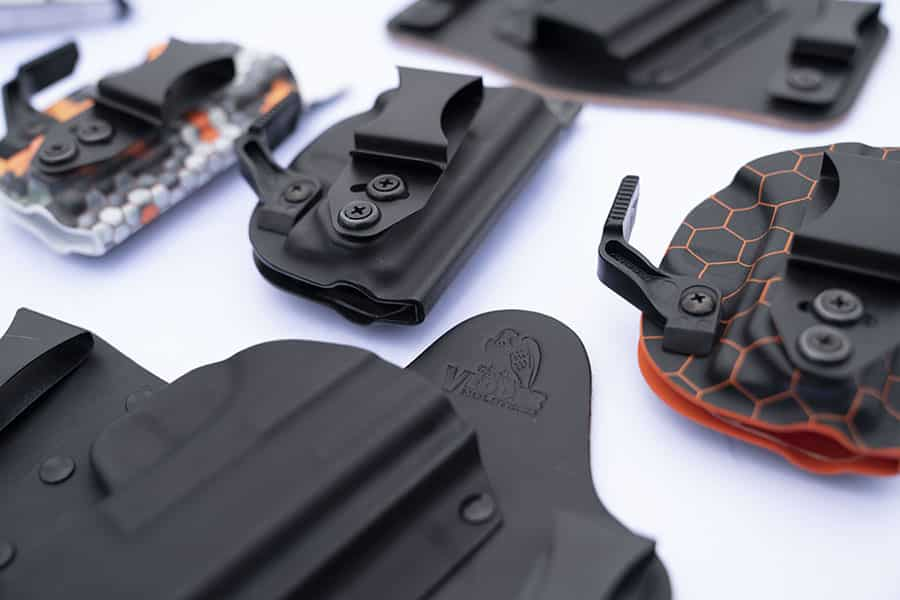 Hellcat +P 10K Vedder Holsters