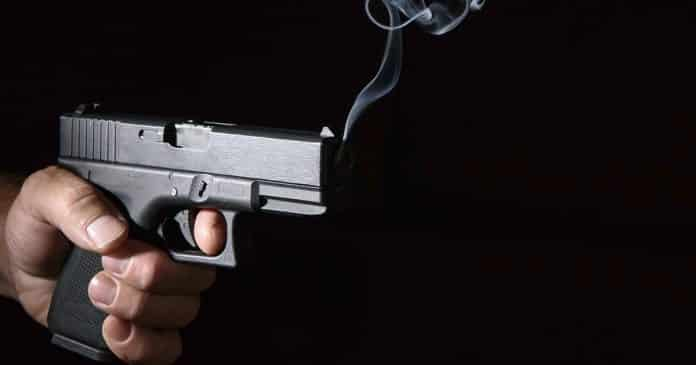 Home Invasion Suspect Shot With His Own Gun