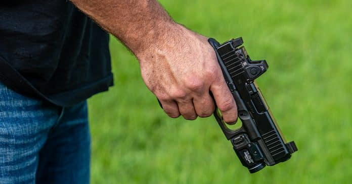 Kidnapping Attempt Ended By Warning Shot
