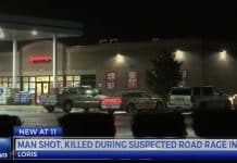 Road Rage Incident Leads To Self-Defense Shooting At Gas Station