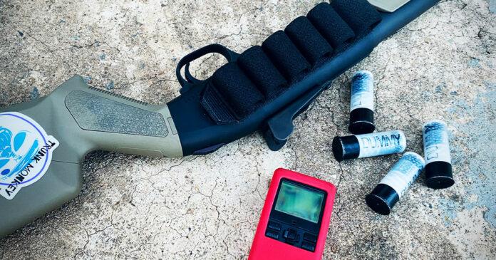 The Basics of Shotgun Dry Fire