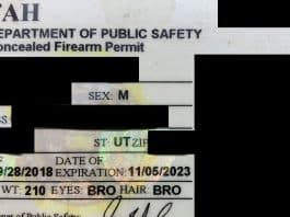 Utah to Become the 17th Constitutional Carry State on May 5, 2021