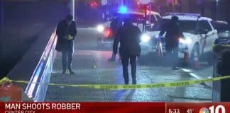 Crime Spree Ends Bad; Armed Citizen Shoots Back, Hitting 1 Suspect in the Head