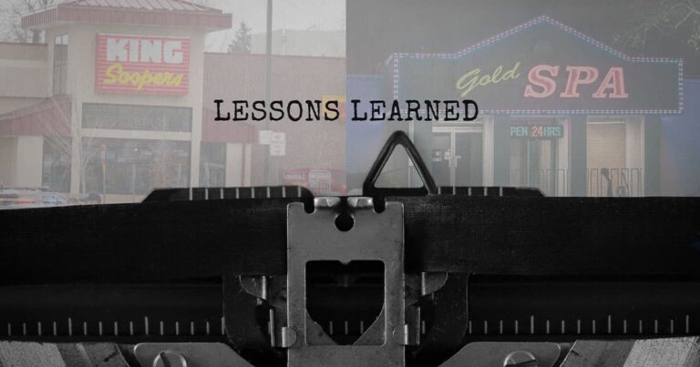 Lessons Learned from the Recent Active Killer Attacks