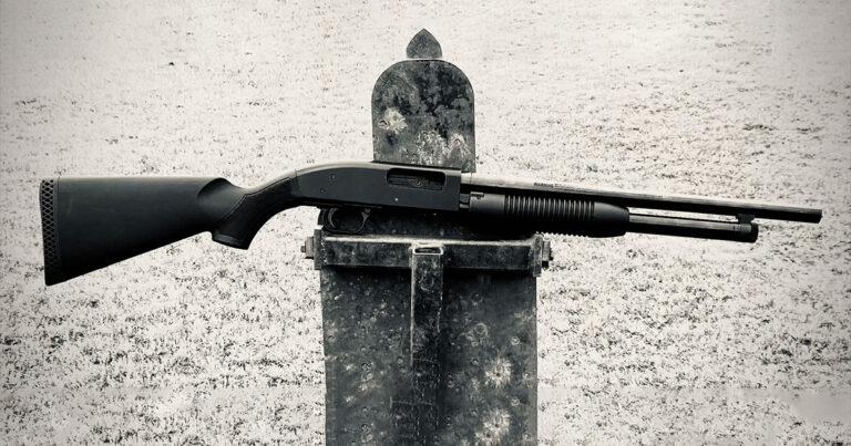 Mossberg Maverick 88 Shotgun Review