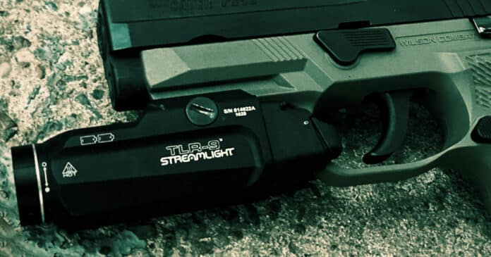 Streamlight TLR-9 Weapon-Mounted Light Review