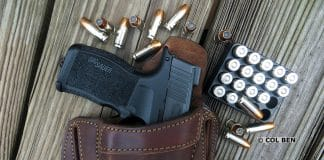Subsonic Ammo for Self Defense and Concealed Carry