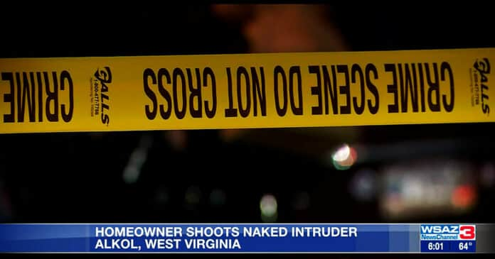 Homeowner Shoots Naked Neighbor That Broke Into His Home