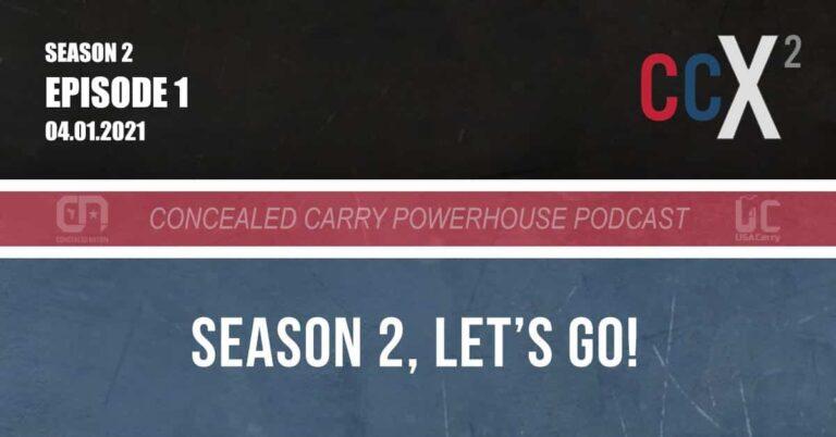 CCX2 S02E01: We're Back For Season 2!