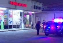 Store Employee Shoot Homeless Man As He Charges Him