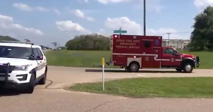 Workplace Mass Shooting in Bryan, Texas; Suspect in Custody