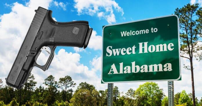 Alabama Senate Establishes Lifetime Concealed Carry Permit