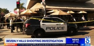Beverly Hills Robbers Get Away with 400K Watch as Victim Takes Gun & Fires Back