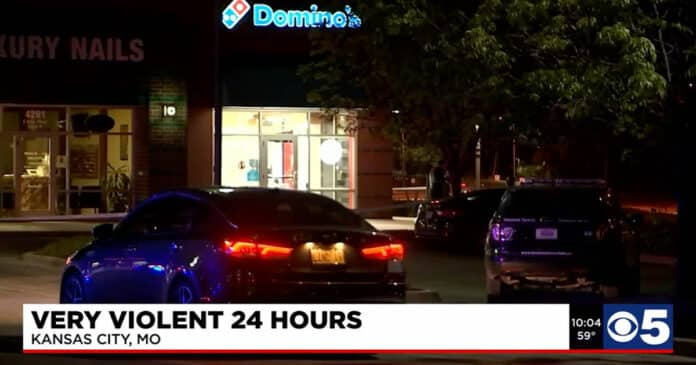 Domino's Employee Shoots Armed Man Inside Store