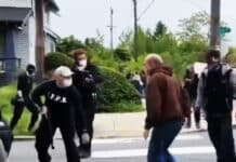 [WATCH] Handyman Vows to Leave Portland after Beating from Antifa Mob