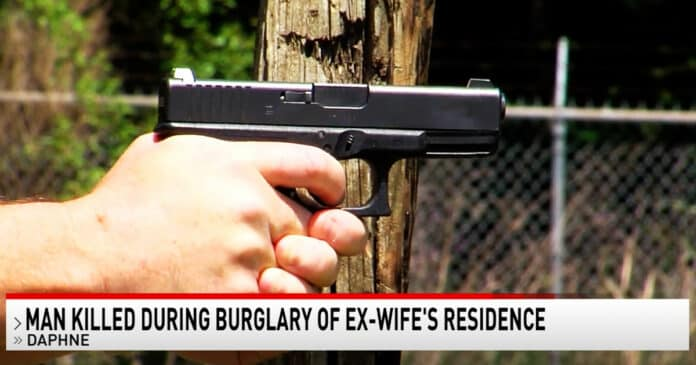 Man Breaks Into Ex-Wife's House, Dies in Shootout with New Boyfriend