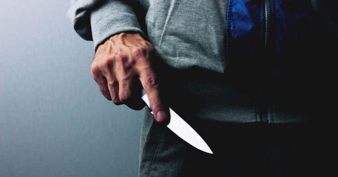 Concealed Carrier Shoots Drunk Friend Who Pulls Knife On Him