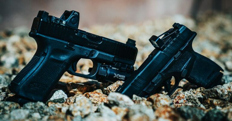 Are Red Dot Sights Truly the Future for Handguns?