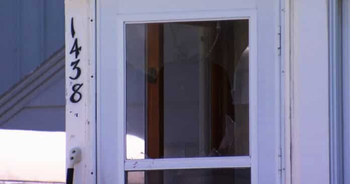 Teen Defends Home With Handgun; Fires Warning Shots; Shoots Man In Leg