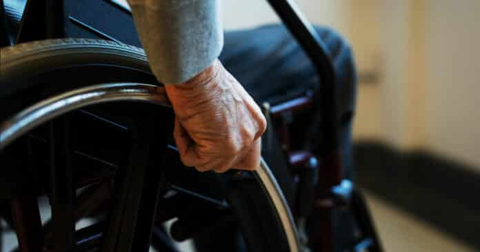 72-Year-Old in Wheelchair Defends Himself Again Tenant Attack