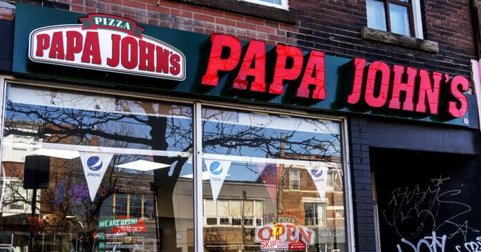 Concealed Carrier Stops 2 Armed Robbers at Papa John's; Killing One