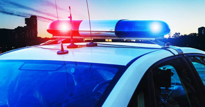 Domestic Violence Situation Leads to Woman Shooting Man in Neck
