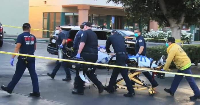 Ex-Barbershop Employee Shot After Stabbing 2 Barbers