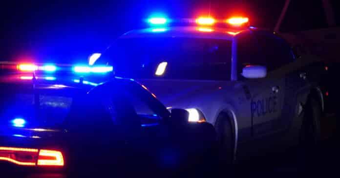 Man Getting Beaten by Five Draws, Shoots One Ending Assault