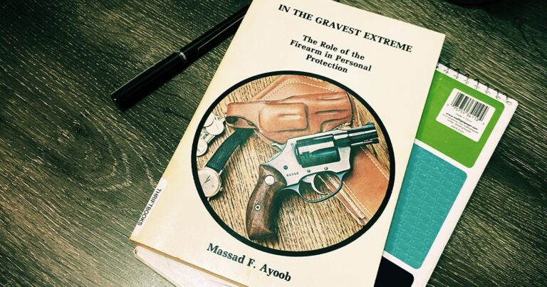 Massad Ayoob's 'In The Gravest Extreme' Still Relevant in 2021?