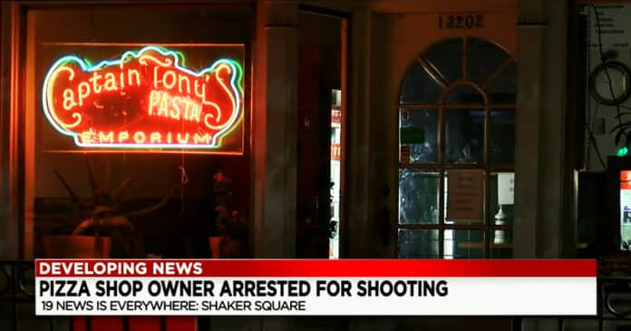 Pizza Shop Owner Accidentally Shoots Man Who Harassed and Assaulted Him