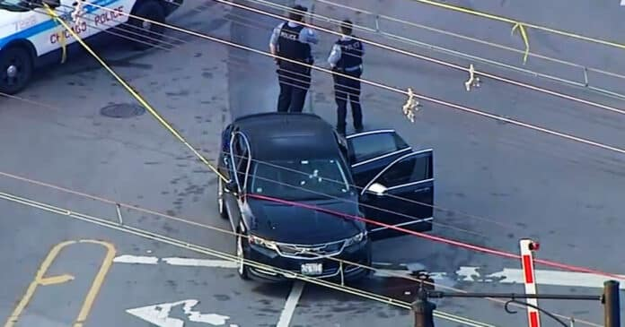 Concealed Carrier Shot After Hit-and-Run Incident Turns Into Shootout