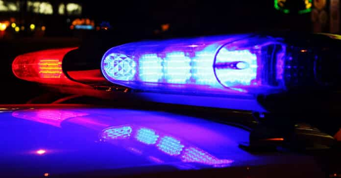 Drunk Intruder Shot After Plowing Over Mailboxes and Fence