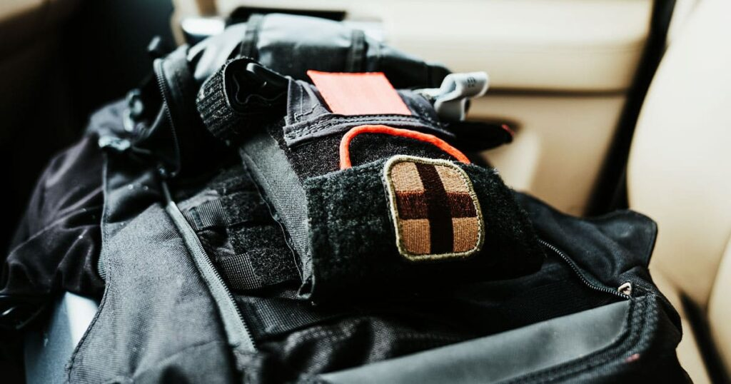 Get Home Bag First Aid