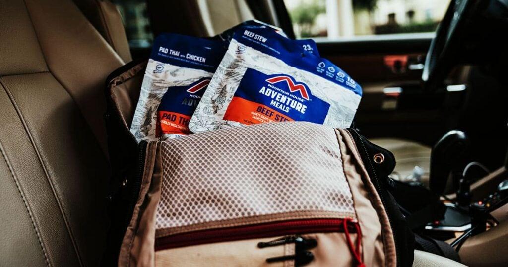 Get Home Bag Food