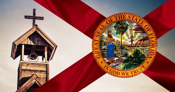 Gov Desantis Signs Florida Church Carry Bill