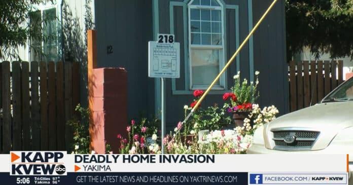 Homeowner Shoots Intruder Found in Daughter's Bedroom